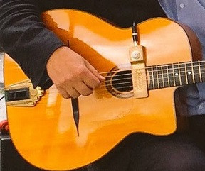 Gypsy Jazz Guitar Lessons Available One To One Or Skype Session