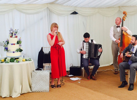 Band Hire For A Wedding In Tunbridge Wells In 2020 | Jonny Hepbir Jazz Band