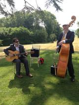 Jonny Hepbir Guitar & Double Bass Duo