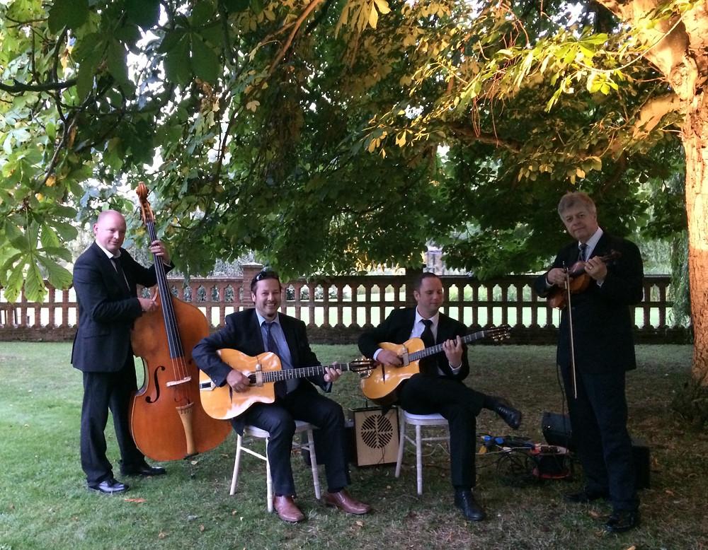Jonny Hepbir Jazz Band