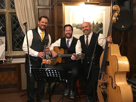 Kent Jazz Band Hire | Metro Vipers Trio