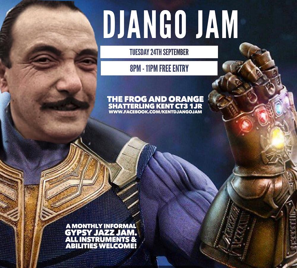 Kent Django Jam