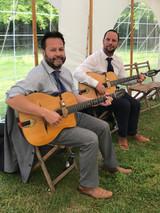 Jonny Hepbir Gypsy Jazz Duo