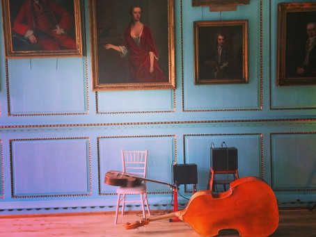 The Jonny Hepbir Trio Play At Bradbourne House In Kent For AN Awesome Indian/Chinese Wedding
