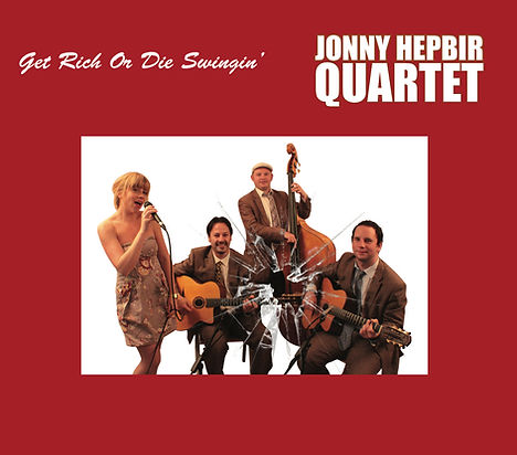 Get Rich Or Die Swingin' by Jonny Hepbir