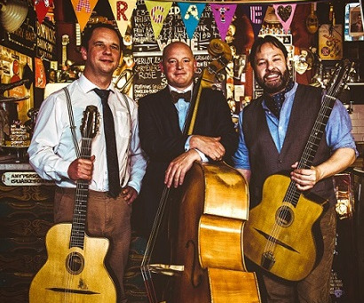 NEW Jonny Hepbir Trio Video 'Brazil' Released! Filmed In Margate Kent