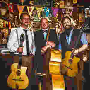 Jonny Hepbir Trio At Fez Micropub Margate Kent