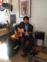 Jonny Hepbir Solo Gypsy Jazz Guitar