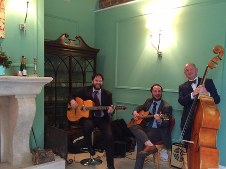 Book A Swing Jazz Band For An Event, Wedding Or Party At Christmas | Kent & South East Band Hire