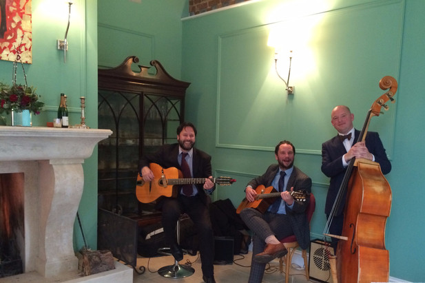 Book A Swing Jazz Band For An Event, Wedding Or Party At Christmas   Kent & South East Band Hire