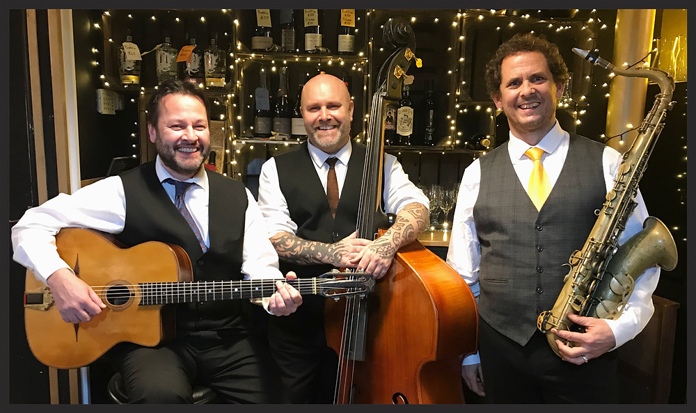 Metro Vipers Gypsy Jazz And Swing Band