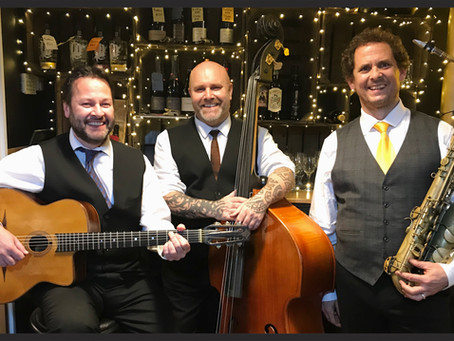 Hire Kent Based Gypsy jazz And Swing Band Metro Vipers