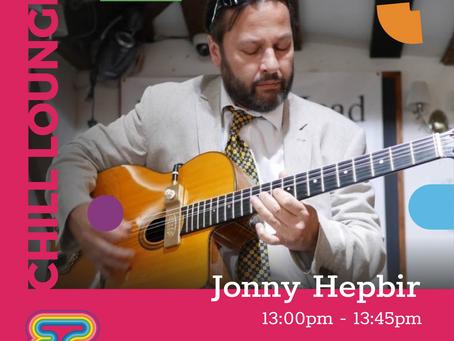 Jonny Hepbir Gypsy Jazz Guitarist At Elwick Place Ashford   Hire Jonny Hepbir For An Event In Kent