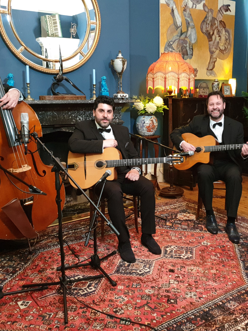 Parisian Swing Quartet
