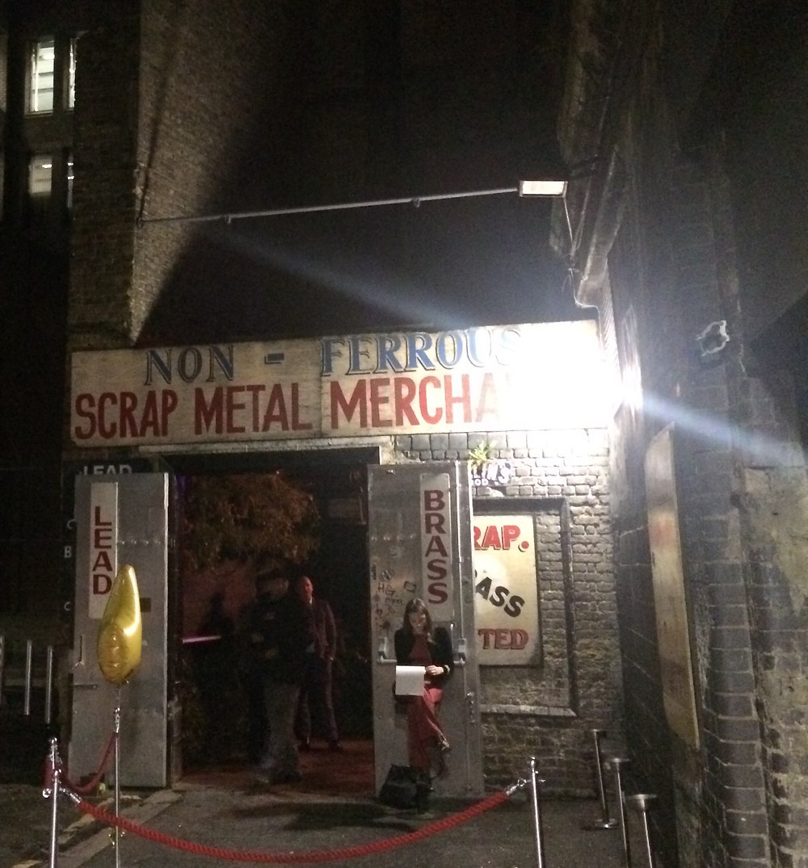 Jonny Hepbir Trio Birthday Party At The Ironworks Islington London