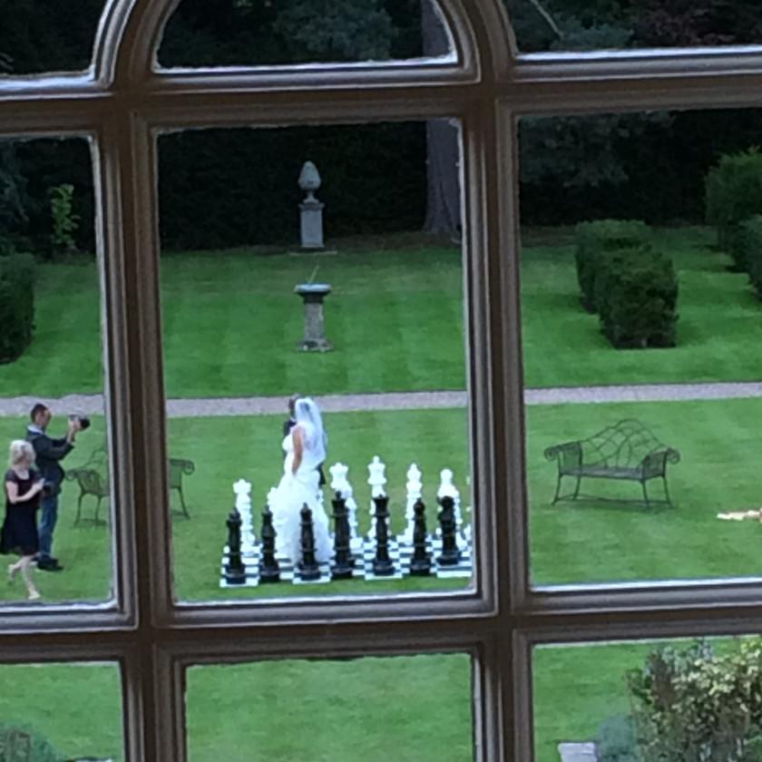 Jonny Hepbir Gypsy Jazz Quartet play for Kool & The Gang family wedding wedding