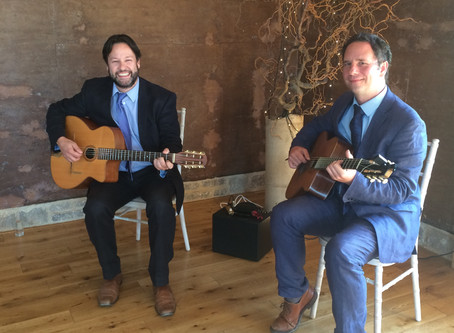 Jonny Hepbir Duo In Concert At St Mary's Church Ashford Kent Sunday 22nd April 3.30pm