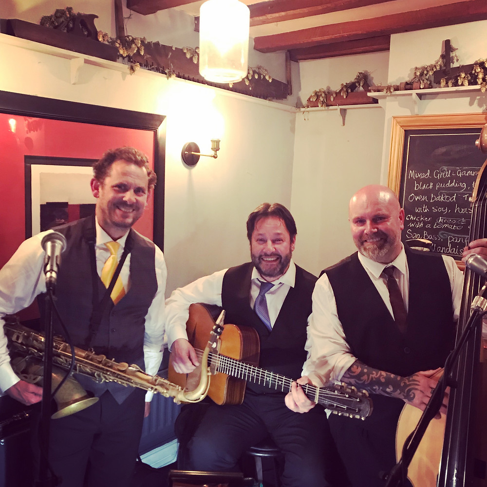 Metro Vipers Kent Gypsy Swing, Rock n' Roll & Jive Trio