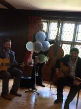 Jonny Hepbir Gypsy Jazz Trio