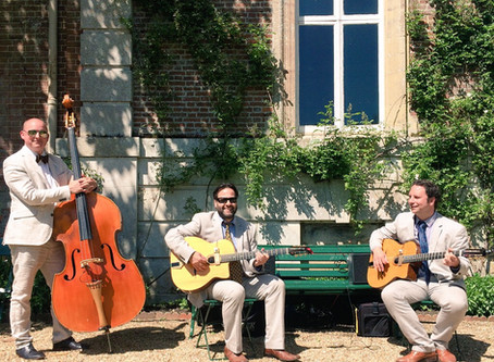 Hire A Gypsy Jazz Band In East Sussex | Jonny Hepbir Trio