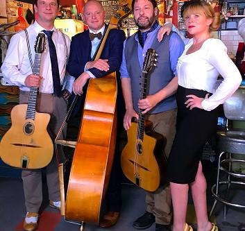 Jonny Hepbir Quartet NEW Video 'Meglio Stasera/It Had Better Be Tonight' Released!