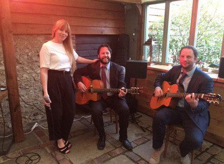 Brighton Gypsy Jazz Band Hire | Book An Acoustic Jazz Band For A Wedding In Sussex