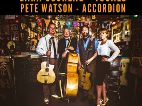Jonny Hepbir Quintet At Sawbridgeworth Jazz Club Friday 13th August 8pm | Hire The Band For An Event