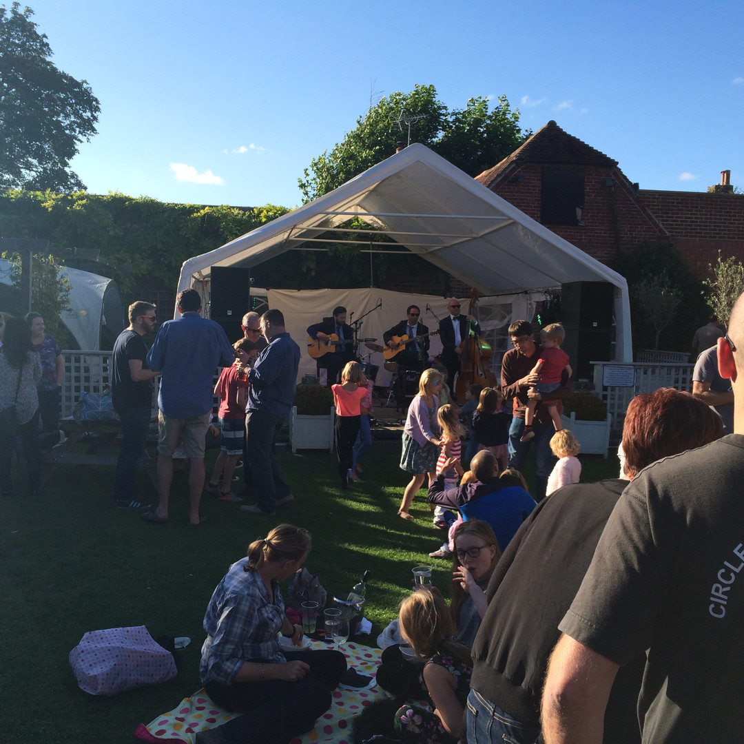 Hurstpierpoint Festival, West Sussex