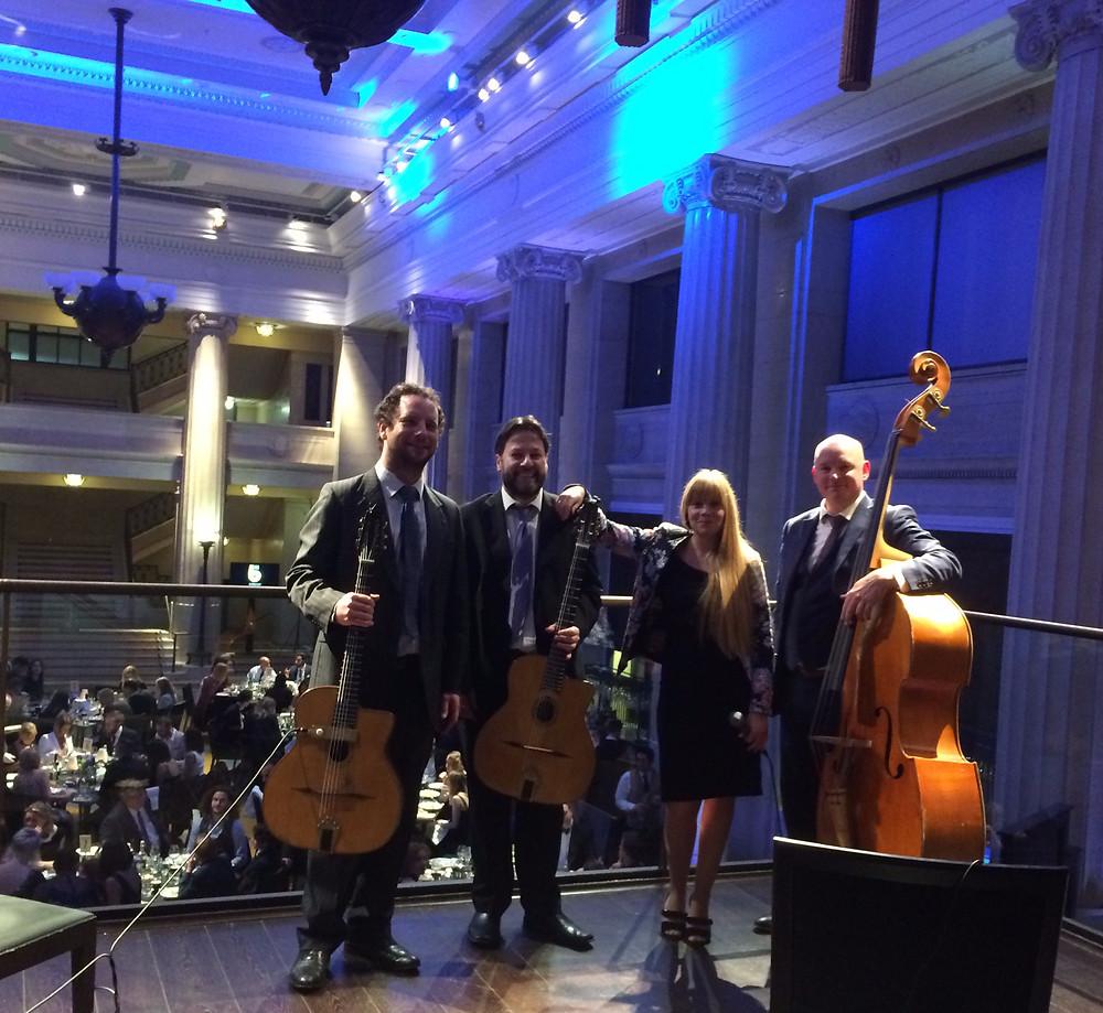 Jonny Hepbir Jazz Quartet