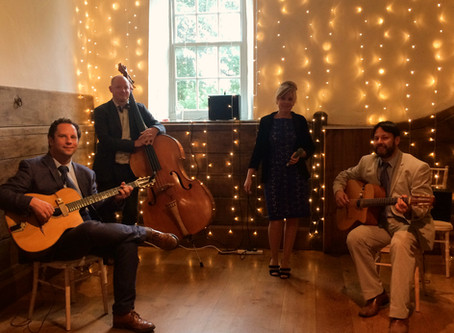 Royal Tunbridge Wells Jazz Band Hire   Wedding & Event Music In Kent