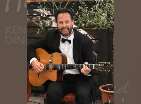 Book A Solo Gypsy Jazz Guitarist In Kent | Jonny Hepbir Live On New Year's Eve In Sandwich Kent