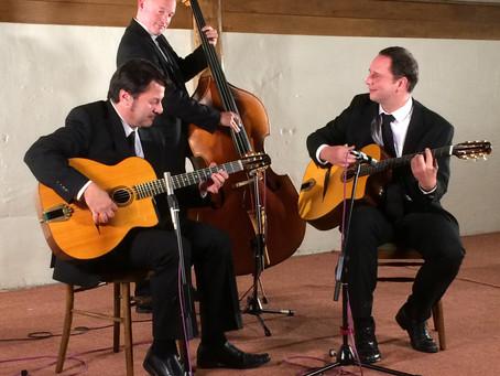 Kent Band Hire | Jonny Hepbir Gypsy Jazz Trio