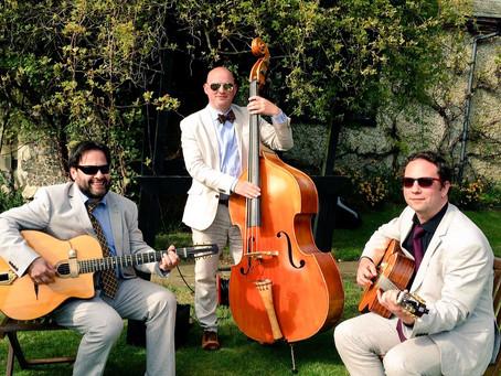 Kent Gypsy Jazz Band Hire | Jonny Hepbir Trio
