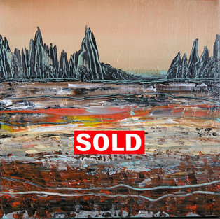 Day's End ~ Sold