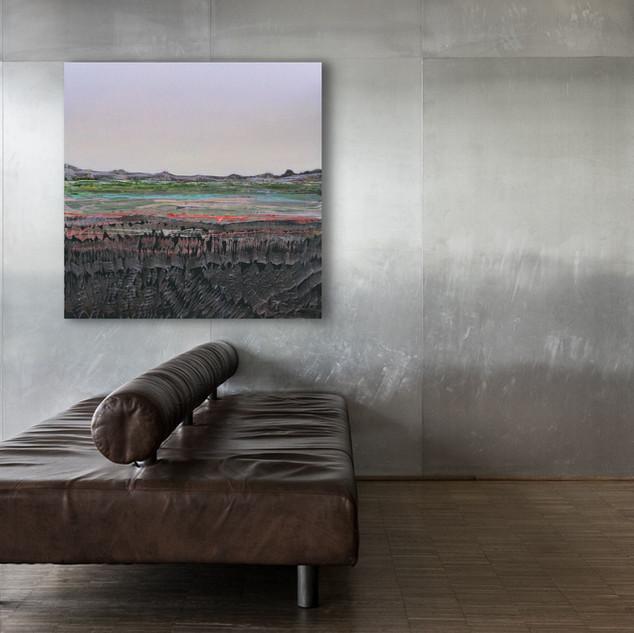 Terra Incognita in a room setting