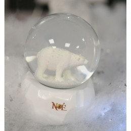 Boule de neige en verre Tinka