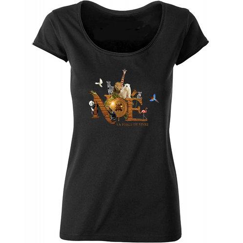 T-shirt coton BIO Femme Noé