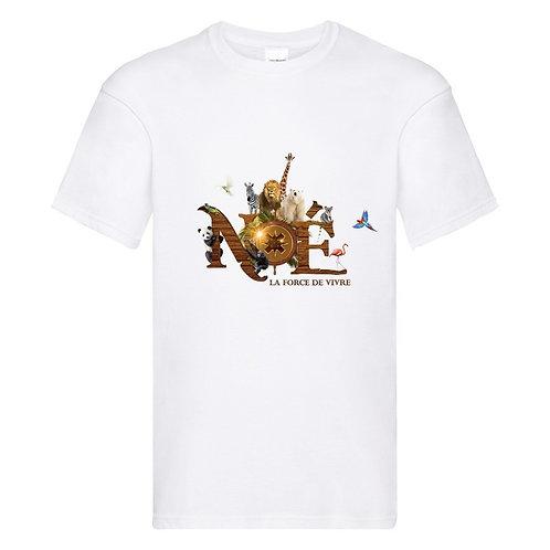 """T-shirt Noé """"La Force de Vivre"""""""