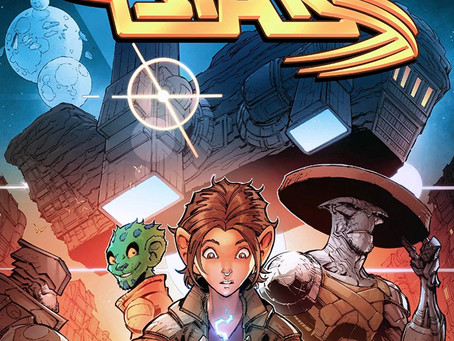 STONE STAR, ISSUES #1-5