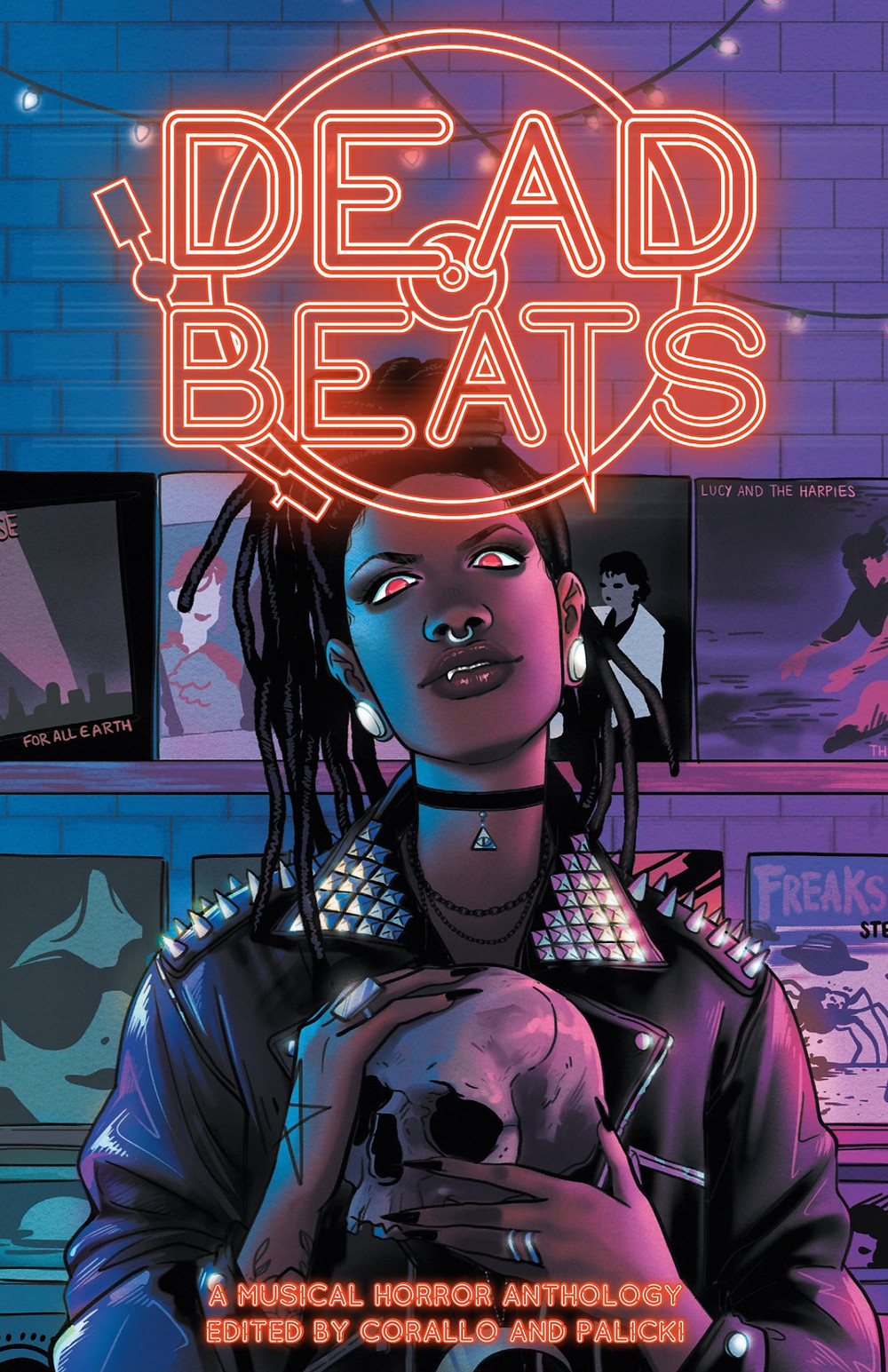 Dead Beats, cover, A Wave Blue World, Sterle