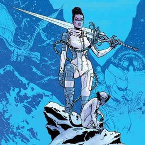 Sci-Fi and Space Intrigue: An Interview with Ryan K. Lindsay of EVERFROST