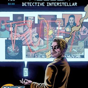 THOMPSON HELLER, DETECTIVE INTERSTELLAR #1-3