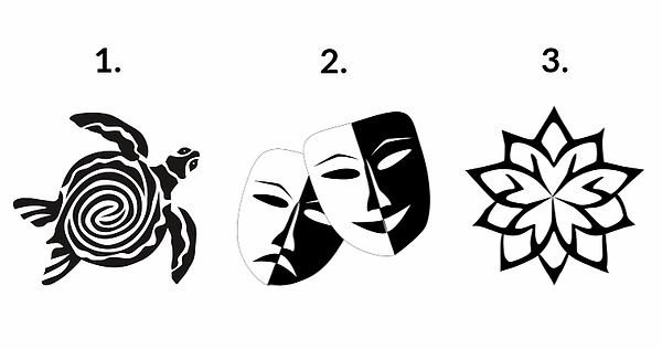 Select One Symbol To Find Out What Your Spirit Guide's Message Is For You