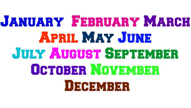 The Month You Were Born Reveals Everything About You. Mine Is May And It Was On Point. Choose Yours.