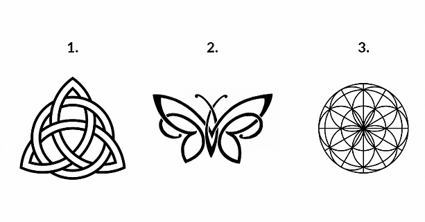 Select One Symbol To Reveal Your Major Life Theme