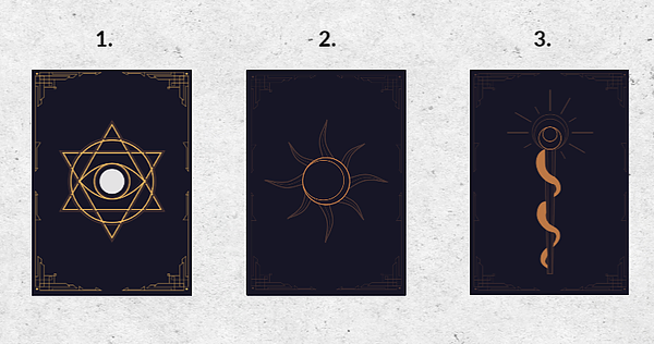 Select The Card You Are Most Drawn To And Reveal This Week's Message From Spirit