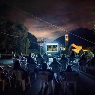 Cinema al Chiaro di Luna