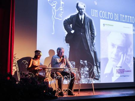 Ettore Romagnoli a Malescorto 2019