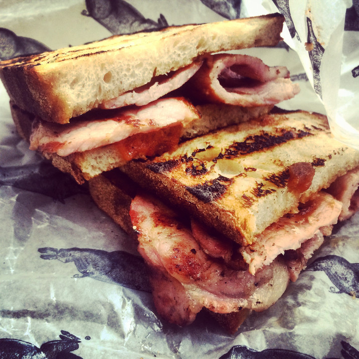 St. John's - The Bacon Sandwich