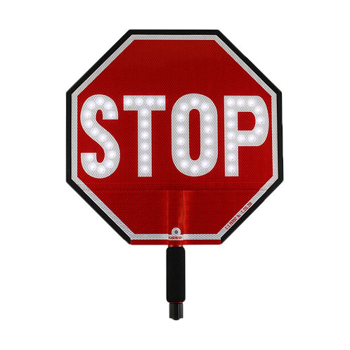"18"" LED Stop Paddle"